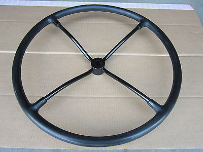 Steering Wheel For Ih International 450 600 650 Farmall 400 M Md Mdv Mv Super