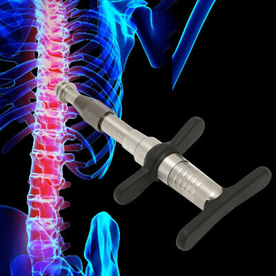 Chiropractic Adjusting Tool Gun Therapy Spine Activator Correction Massager NEW