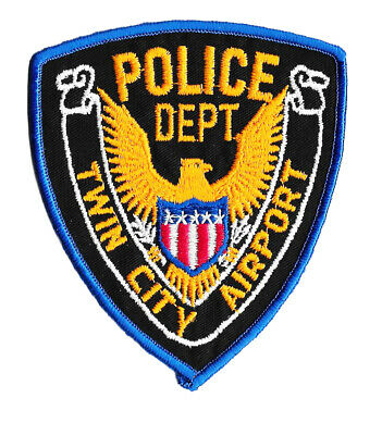 """Minneapolis Minnesota City of Fires /""""DUMPSTER FIRE/"""" Police Patch 2020"""