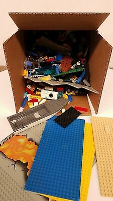 10 Lbs Of Loose Pieces Mainly Star Wars Some Minecraf LEGO Building Blocks Lot