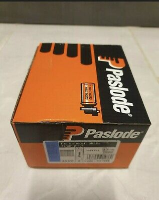 Paslode F16 Straight Brads Fuel Pack 50 mm x 0.16 mm 921591 2000