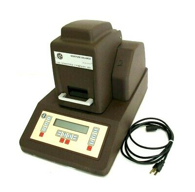 Used Csc Scientific Company Moisture Balance