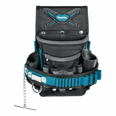Makita P-71881 Blue Collection Electricians Mate Tool /& Tape Holder Belt Clip