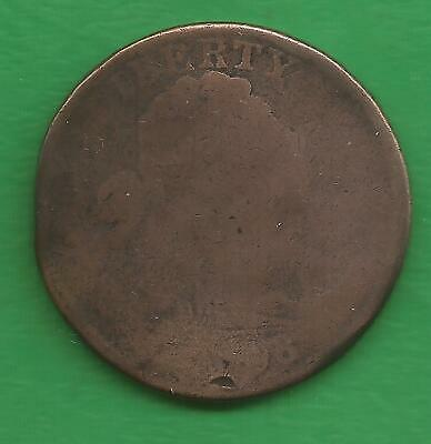 1798 Draped Bust, Large Cent - 223 Years Old!!