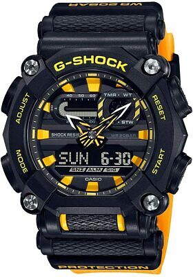 Casio G-Shock Geeshock Basic Ga-900A-1A9 Men'S Watches Heavy-Duty Model With