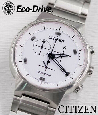 Citizen Eco-Drive Eco Without Battery Replacement Drive Divers Chronograph Solar