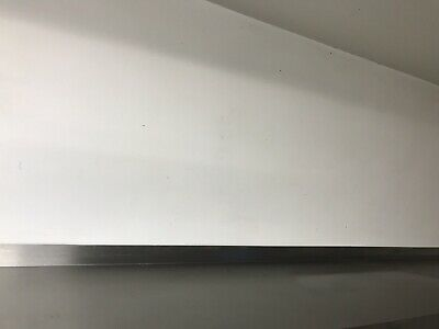 Commercial Stainless Steel Shelving 2222. Various Lengths
