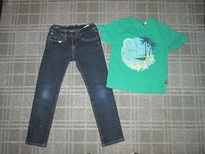 Pepe jeans-boys BUNDLE age 5-6-7 MIXED ITEMS CLOTHES,MULTI,skinny jeans,T-SHIRT