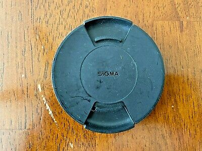 Sigma 77mm Front Lens Cap - Great condition!
