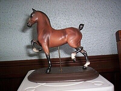 Vintage Designer's Workshop Hagen Renaker Hackney Pony Brookside Stella