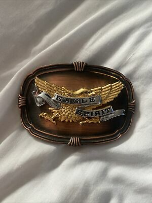 Vintage Eagle Spirit Belt Buckle