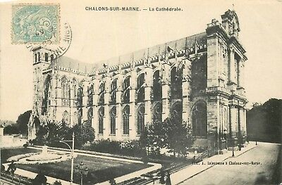 51 Chalons-Sur-Marne Cathedrale 93469