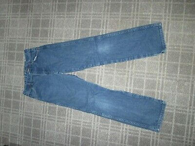 WRANGLER-boys VINTAGE jeans denim trousers age 11-12-13-14 SKINNY SLIM FADED MID