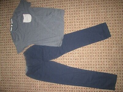 DENIM CO-boys BUNDLE age 10-11-12 MIXED ITEMS CLOTHES,MULTI,CHINO TROUSERS TOP