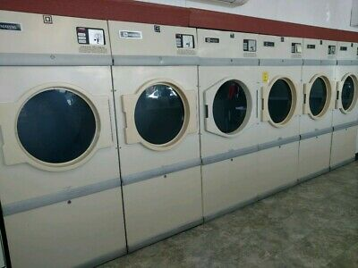 Maytag commercial dryer 8 total