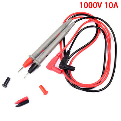Universal Probe Test Leads Pin for Digital Multimeter Tip Multi Meter Tester0LO