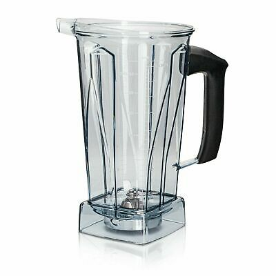 2L Container, Jug for Vitamix Blender. Soft Grip . BPA FREE.