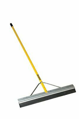 Midwest Rake - 76821 S550 Professional Series Seal Coat Squeegee with Powder-...