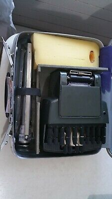 Vintage Stenograph Manual Court Reporting Machine