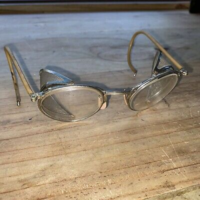 Vintage Willson Safety Goggles