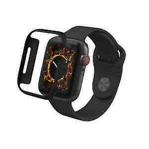 Invisible Shield Luxe Protective Bumper Case for Apple Watch Series 4 (40mm)