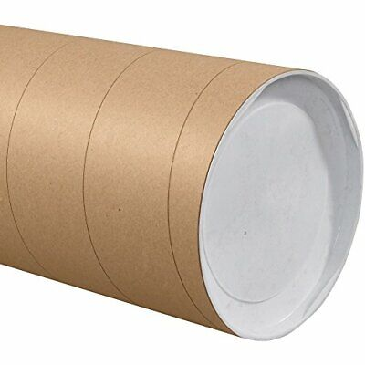 """Jumbo Mailing Tubes 10"""" x 36"""" Kraft 8/Case by Discount Shipping USA"""