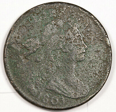 1803 Large Cent.  Circulated.   157641