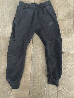Boys Grey Nike Joggers M Medium 137-147 Cm