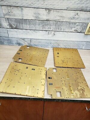 6lbs Of High Yield Heavy Gold Plate Board Gold Recovery Heavy!!!