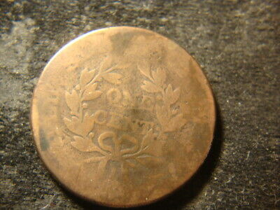 No Date Draped Bust Large Cent  DTZ #8