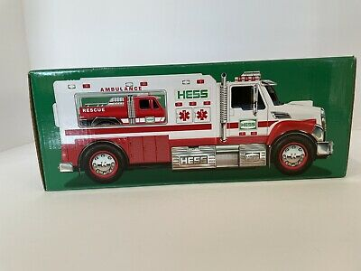 Hess 2020 Ambulance and Rescue Collectible/Truck/New in Box