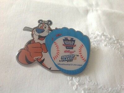 Kellogg Frosted Flakes 2015 World Series Little League Baseball Collectable Pin