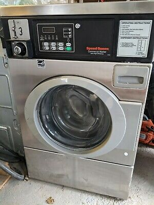 18LB speed Queen Commercial washer Quantum Control