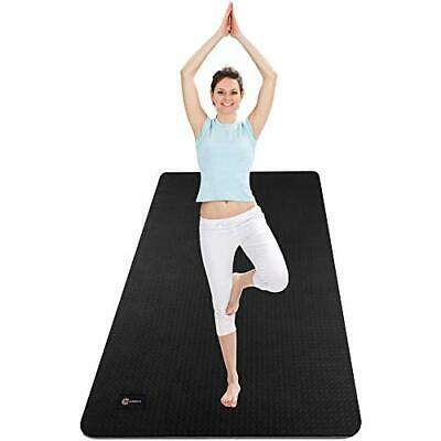 183*65*0.6cm Crease-resistant And Thicker Cork TPE Yoga Mats
