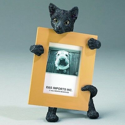 Black Cat ~ Picture Frame~   16-5