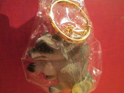 Raccoon ~ Key Chain