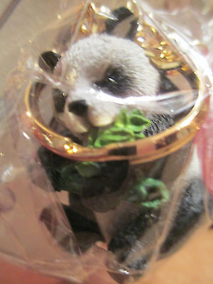 panda bea key chain  great gift for  new pet , home