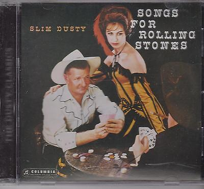 Slim Dusty -  Songs For Rolling Stones - Cd - New