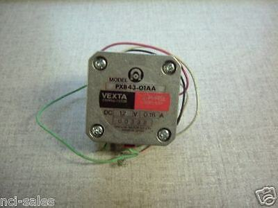 Vexta 2 Phase Stepping Motor Model# Pxb43-01Aa