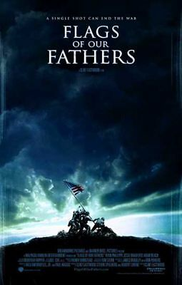 FLAGS OF OUR FATHERS - 2006 - original 27x40 movie poster - CLINT EASTWOOD film