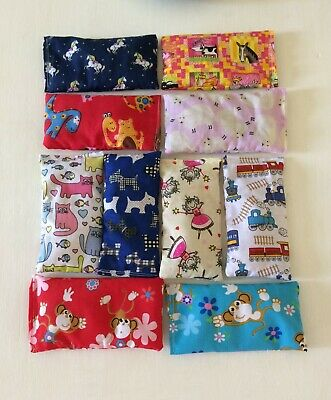 Childrens Cotton Eye Pack Mask Lavender Wheat Bags Yoga Headaches Party Bags