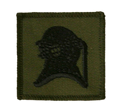 Subdued Official Army / Military Divers  Badge