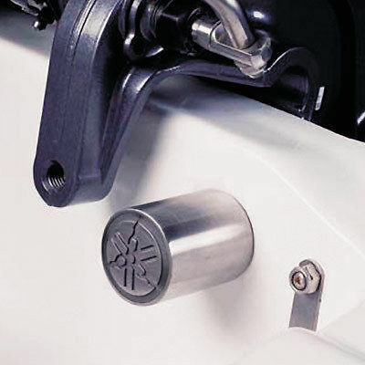 Genuine Yamaha Outboard Engine Lock Helping  Stop Theft
