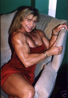 Female Bodybuilder Michelle Ivers WPW-581 DVD or VHS