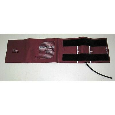New 35-44cm Large Adult Long Reusable Blood Pressure Cuff  ~  BP NIBP One Tube