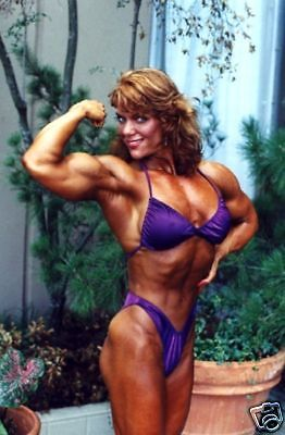 Female Bodybuilder Suzan Kaminga WPW-278 DVD or VHS