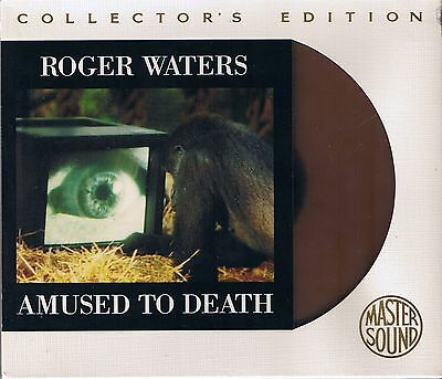 Waters, Roger Amused to Death Mastersound Gold CD SBM New Sealed
