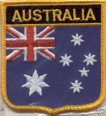 Commonwealth of Australia Patch Iron on NEW
