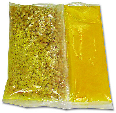 Popcorn Popper Machine Maker 6 oz corn/oil/salt  packs #40006