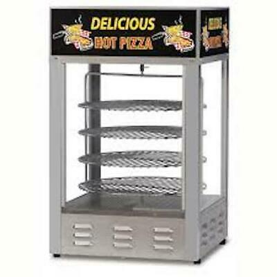 Gold Medal 5551PZ Pizza Merchandiser Humidity System